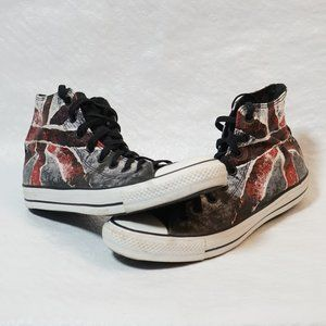 Converse British Style Black and Red (10)